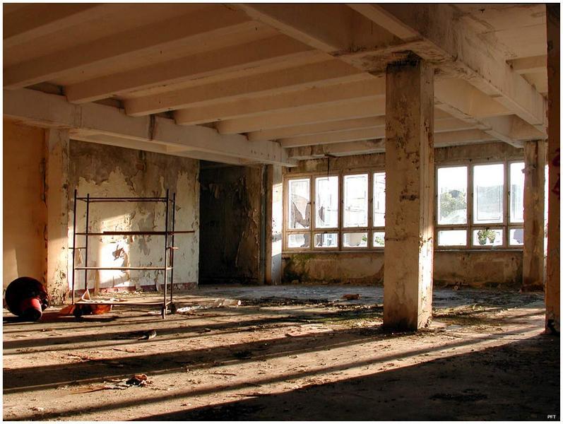 alte fabrik in berlin lichtenberg foto bild. Black Bedroom Furniture Sets. Home Design Ideas