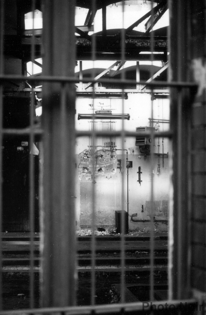 Alte Fabrik in Magdeburg