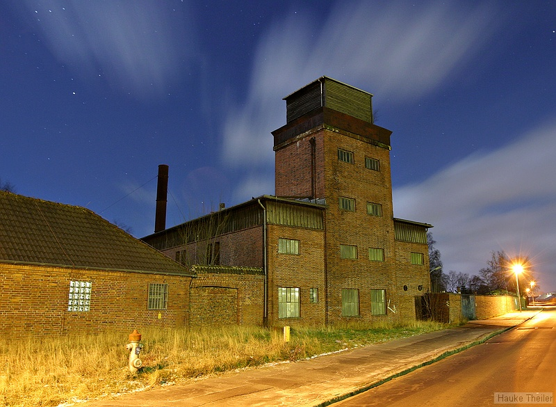 Alte Fabrik in Wilhelmshaven