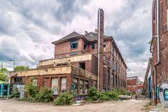 Alte Fabrikanlage
