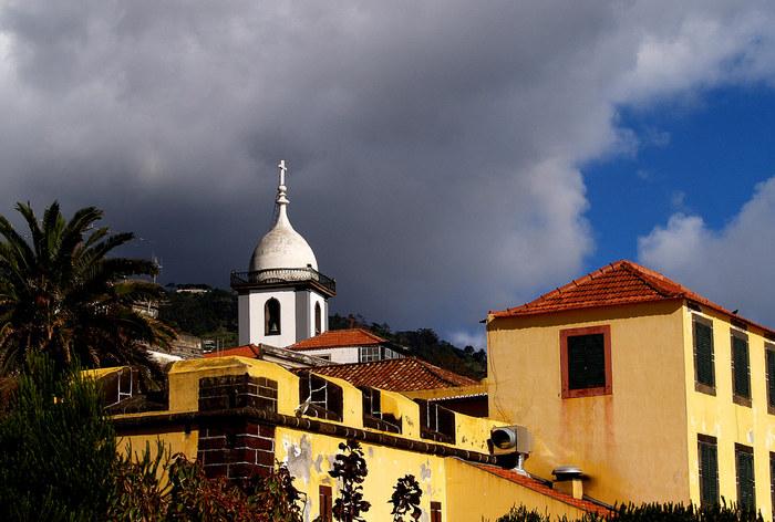alte Festung Funchal