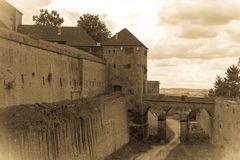 alte Festung Hohenasperg