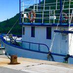 alte Fischer Boote