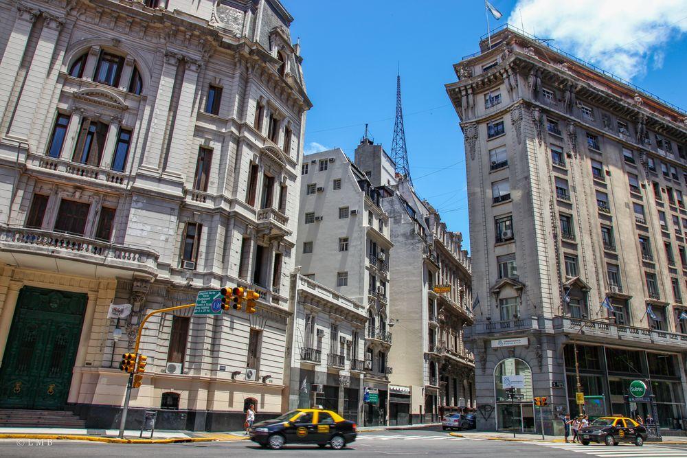 Alte Gemäuer in Buenos Aires