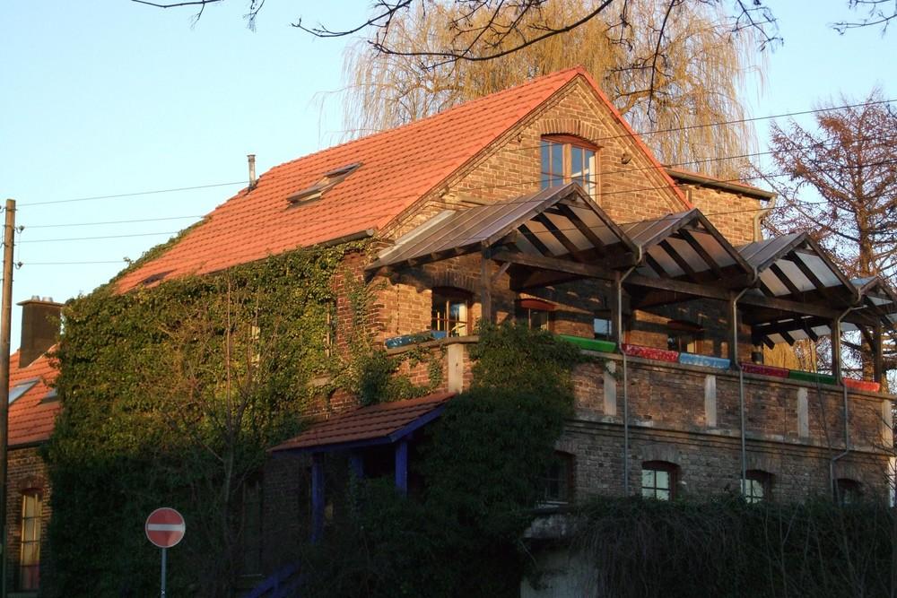 alte Grunschule am Niederrhein...