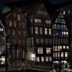 Alte Häuser am Fleet