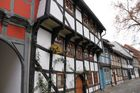 Alte Häuser in Quedlinburg