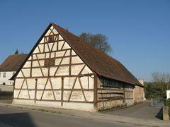 Alte Hofstelle in Hennenbach