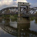 alte Hubbrücke...