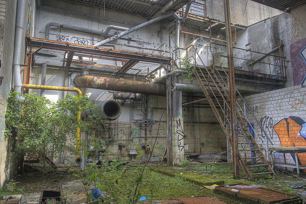 Alte Industrie 1