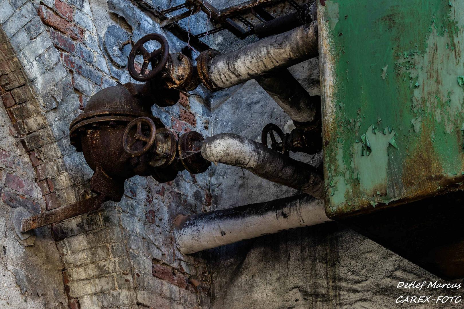 Alte Industriekultur