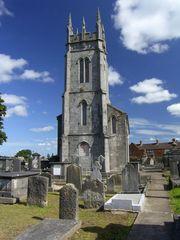 Alte Irische Kirche