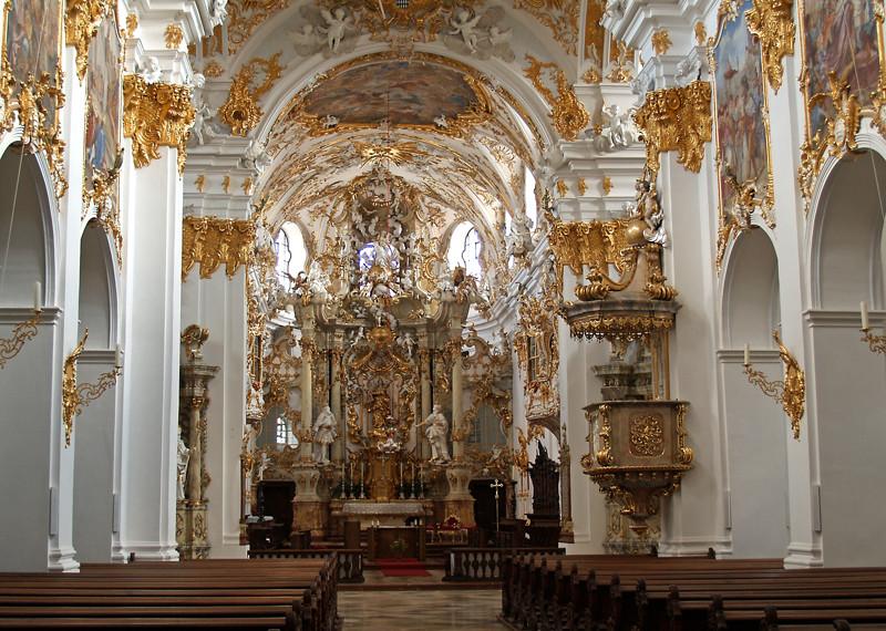 Alte Kapelle in Regensburg Foto & Bild   deutschland