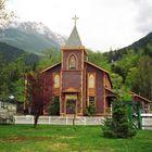 Alte Kirche in BC