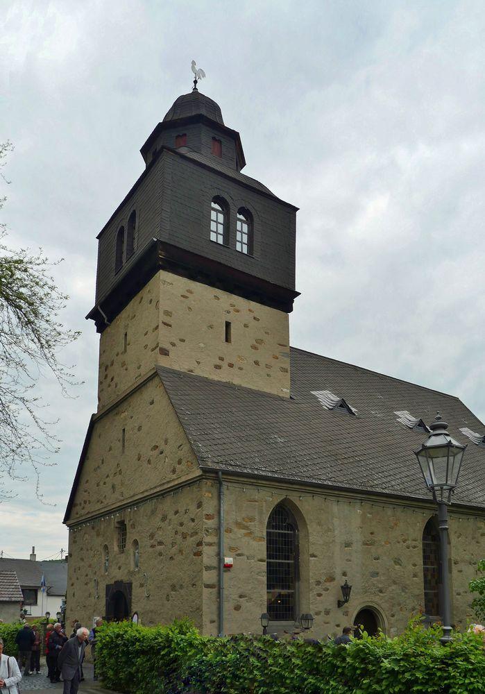 """ Alte Kirche Spay """