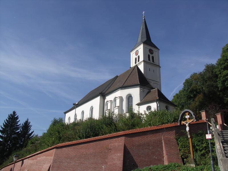 "Alte Kirche ""St. Peter und Paul"" - Bellenberg"