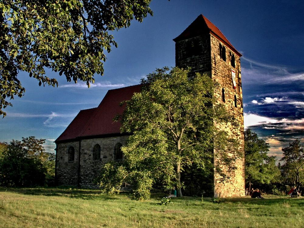 alte Kirche Waldau
