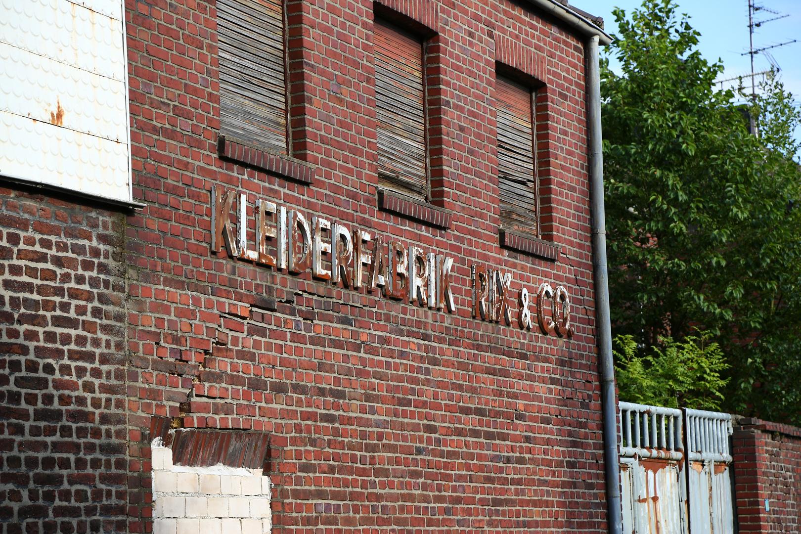 Alte Kleiderfabrik