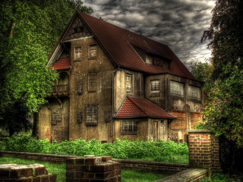 Alte Krupp-Villa in Duisburg Rheinhausen