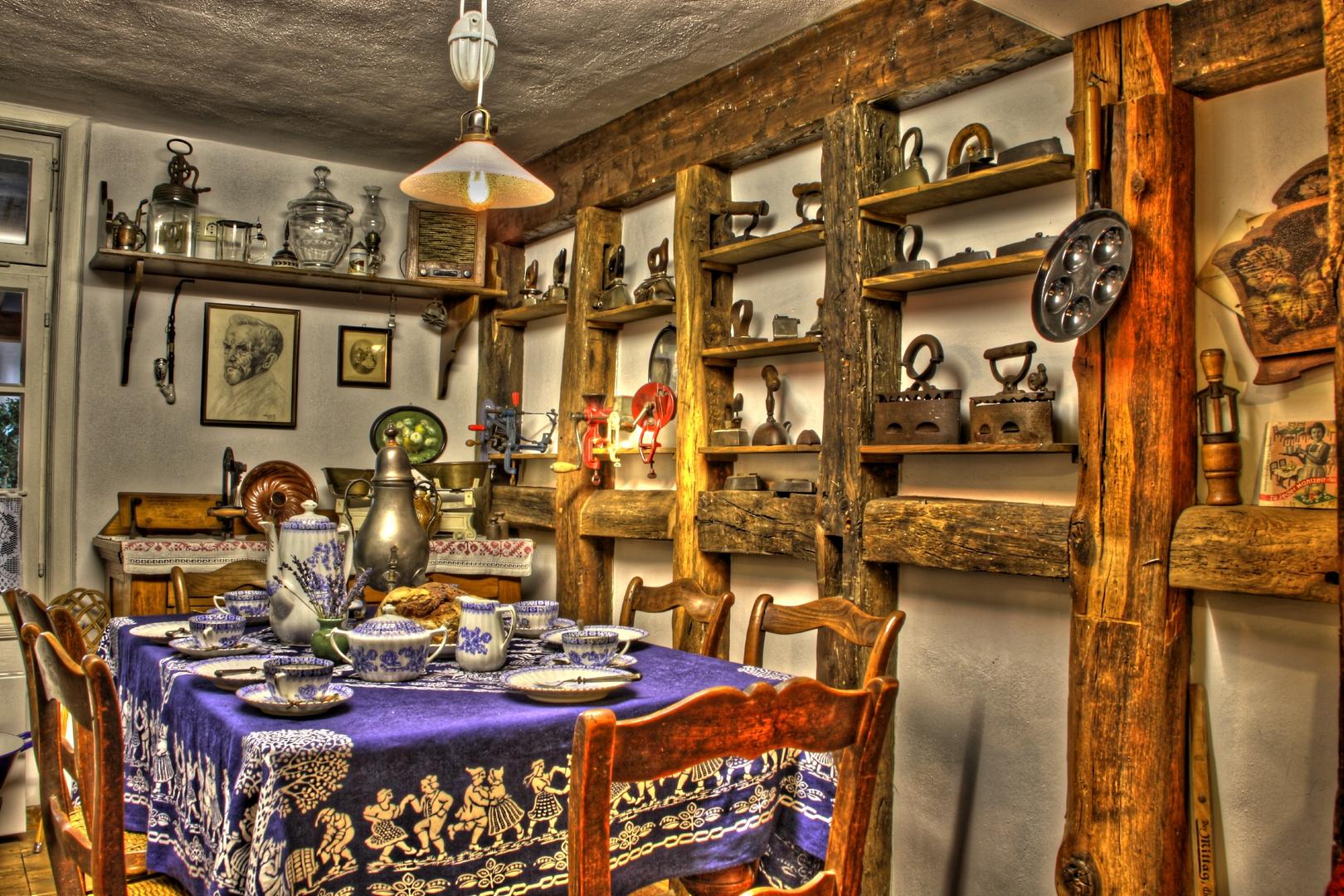 Altes Deutsches Paar Fickt In Küche