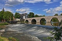 Alte Lahnbrücke in Wetzlar