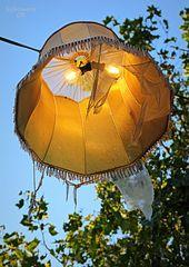 * alte Lampe *