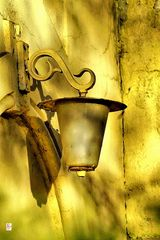Alte Lampe HDR