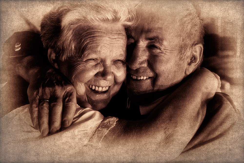Alte Liebe rostet nicht Foto & Bild | erwachsene, menschen