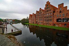 Alte Lübecker Häuser