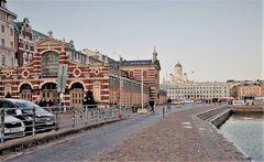alte Markthalle, Helsinki