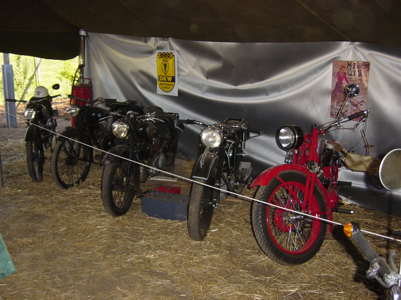 Alte Mopeds Foto Bild Autos Zweiräder Motorräder Motorrad