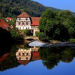Alte Mühle in Forchtenberg am Kocher