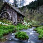 Alte Mühle in Reichebach