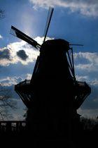 Alte Mühlen mahlen langsam