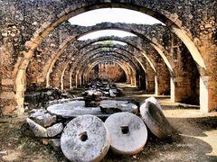 Alte Ölmühle auf Kreta I