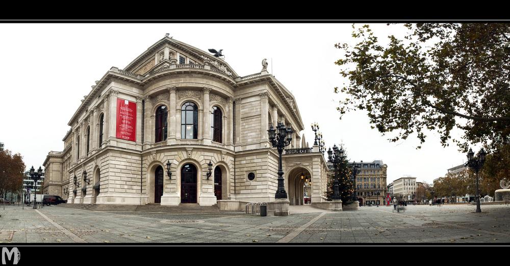 Alte Oper 120° Pano