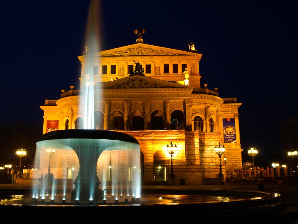 Alte Oper zur Luminale