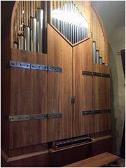 Alte Orgel der Michaelskirchw