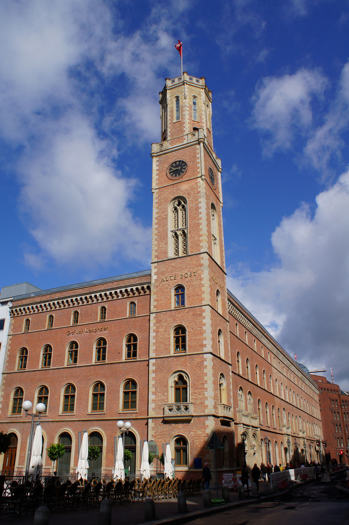 Hamburg Postcode