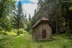 Alte Pumpstation Nähe Kaltenbachsee