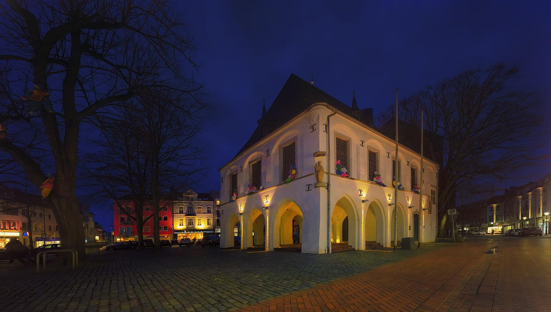 alte rathaus erkelenz am markt ...