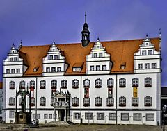 Alte Rathaus in Lutherstadt Wittenberg