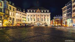 alte Rathaus von Bonn