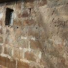 Alte Sandsteinfassade