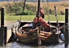 Alte Schiffbaukunst