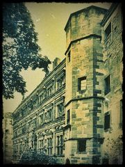 alte Schlossansicht