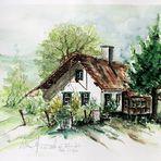 ...alte Schmiede Hütte
