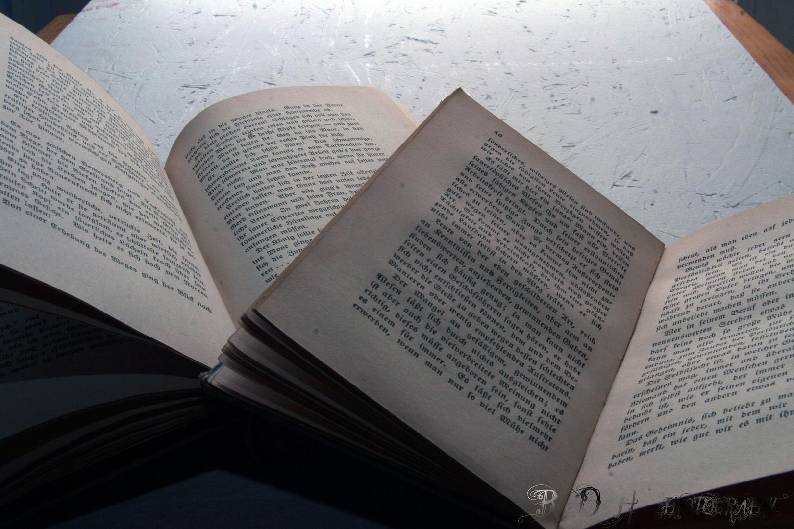 Alte Schriften