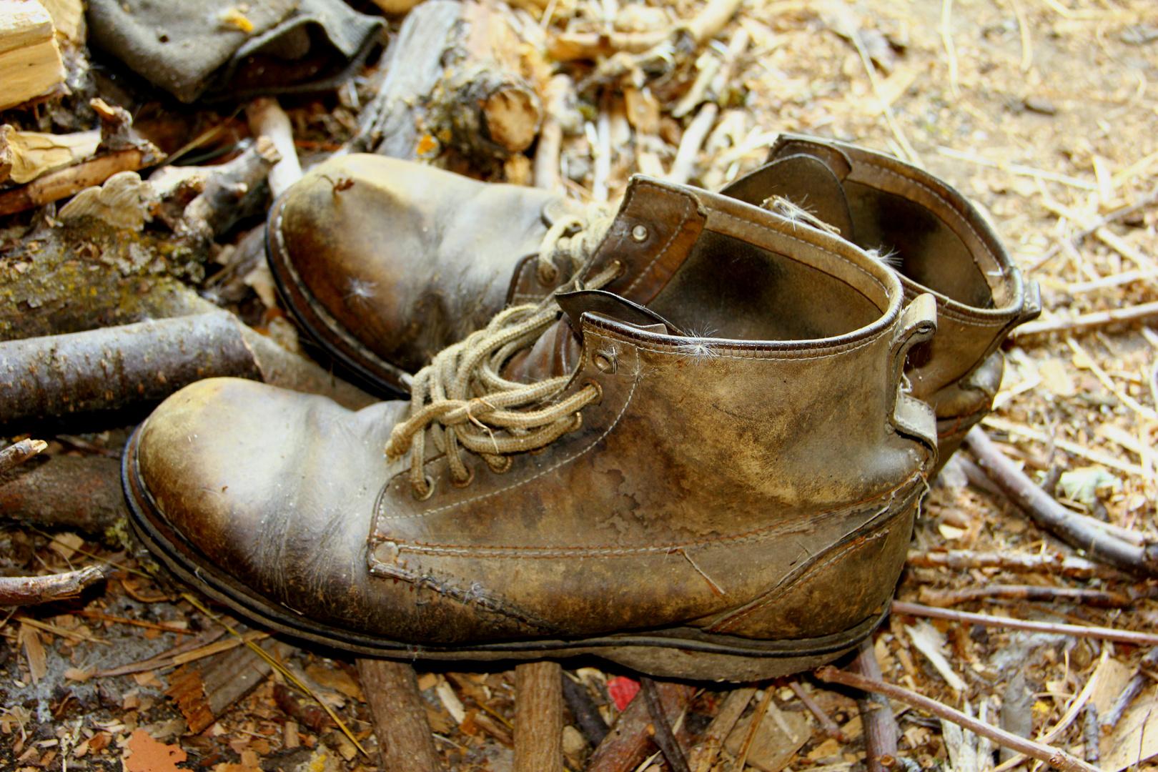 Alte Schuhe Foto Bild Fashion Trachten Schuhe Bilder Auf