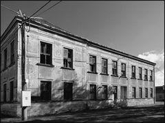 Alte Schule, altes Haus...